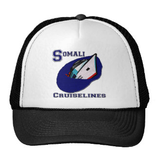 Cruiselines somalí gorras