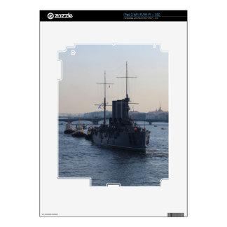 Cruiser Aurora iPad 2 Skins