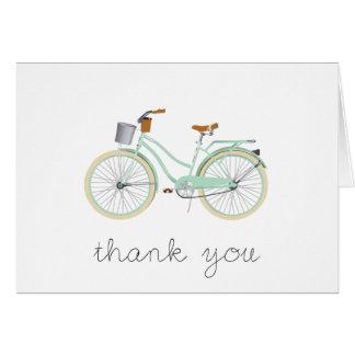 Cruiser Thank You Card