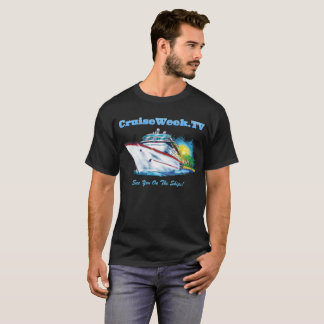 CruiseWeek.TV T-Shirt