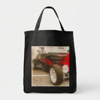 Cruisin' Grocery Tote Bag