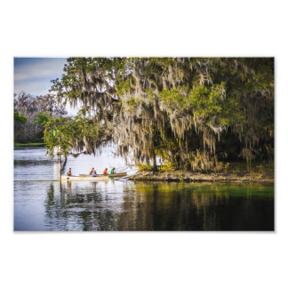 Cruisin' Blue Springs, Florida Photo Print