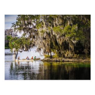 Cruisin Blue Springs, la Florida Tarjetas Postales