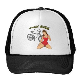 Cruisin Califas Trucker Cap Trucker Hat