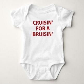 Cruisin' for a Bruisin' Baby Bodysuit