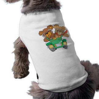 Cruisin in Car Bears T-Shirt