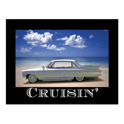 Cruisin Post Card