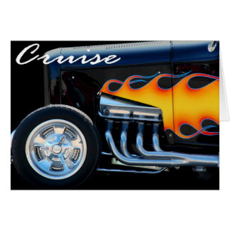 Cruisin  Roadster Card