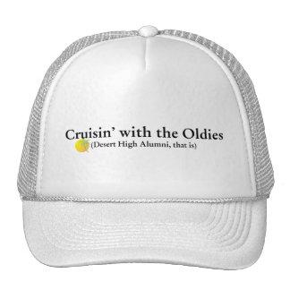 Cruisin' with the Oldies Trucker Hat