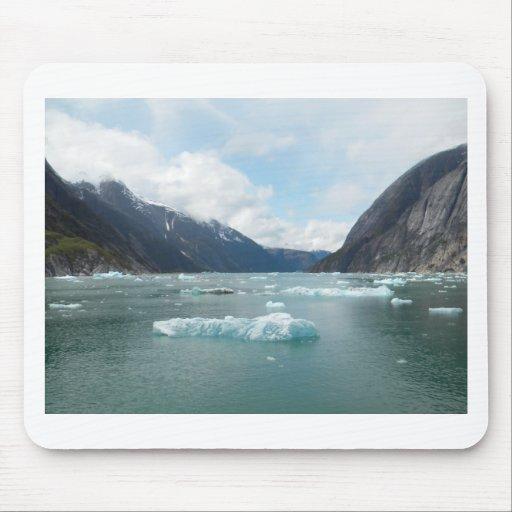 Cruising Alaska Inside Passage Mouse Pads