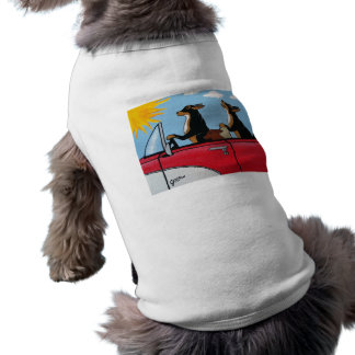 Cruising Dogs Wearable Art for Dogs Pet Clothing