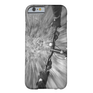 Cruising down a buff section of singletrack barely there iPhone 6 case