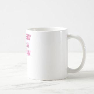 Cruising for a Bruising Coffee Mug