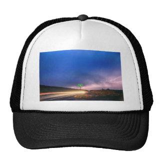 Cruising Highway 36 Into the Storm Trucker Hat