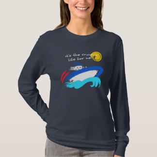 Cruising Life Ladies Long Sleeve T-Shirt