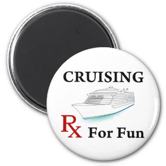 Cruising... Rx for Fun Magnet