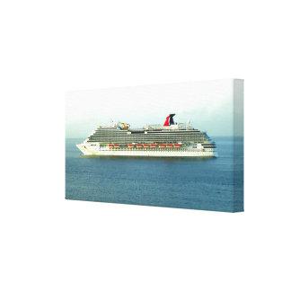 Cruising the Tropics Canvas Print