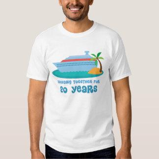 Cruising Together For 20 Years Anniversary Gift Shirt