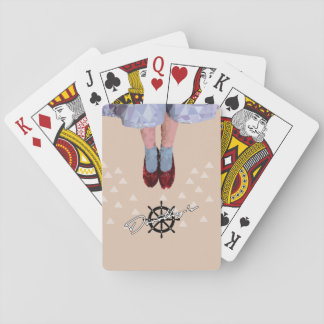 Cruising With Dorothy Playing Cards