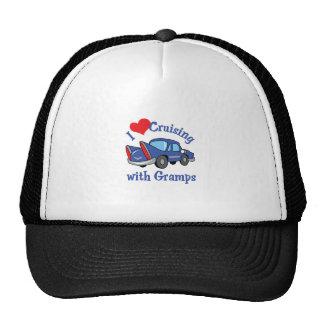 CRUISING WITH GRAMPS TRUCKER HAT