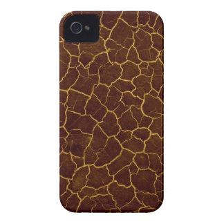 Crujido de cobre iPhone 4 Case-Mate carcasas