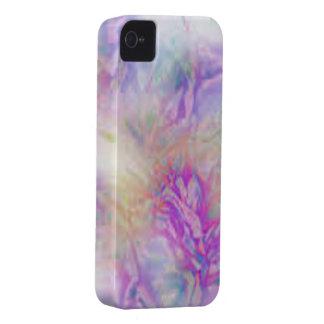 Crujido en colores pastel iPhone 4 cárcasas