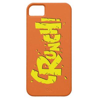 ¡CRUJIDO! iPhone 5 FUNDA