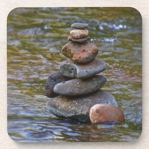 Crujido sagrado de Sedona de la pila de la roca Posavaso
