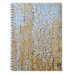 Crujido y moho cuaderno