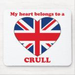 Crull Mouse Mat