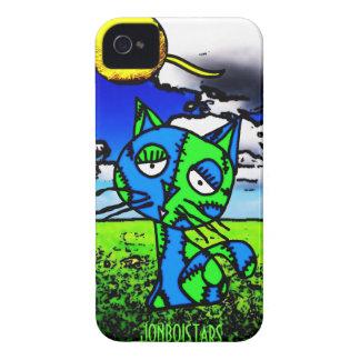 Crumbles -The Cat Case-Mate iPhone 4 Case