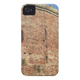 Crumbling brick wall iPhone 4 Case-Mate case