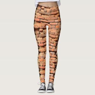 Crumbling down leggings