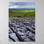 Crummack Dale, poster de los valles de Yorkshire