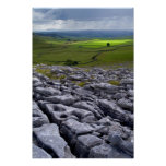Crummack Dale, Yorkshire Dales Poster