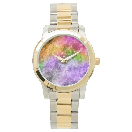 Crumpled Exotic Texture Watch