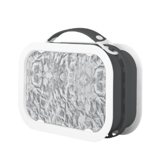 Crumpled Paper Lunch Box