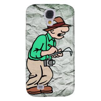 crumpledpaper, REPORTER 04 Samsung S4 Case