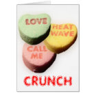 CRUNCH CARD