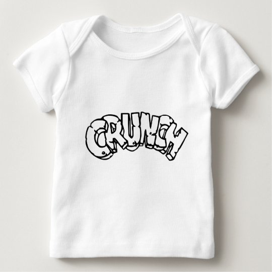 Crunch Infant Long Sleeve Baby T-Shirt