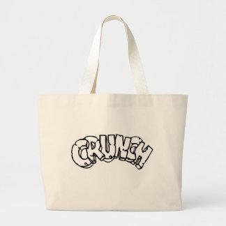 Crunch Tote Bag