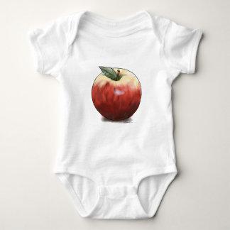 Crunchy Apple Baby Bodysuit