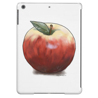 Crunchy Apple iPad Air Cover