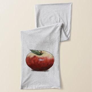 Crunchy Apple Scarf