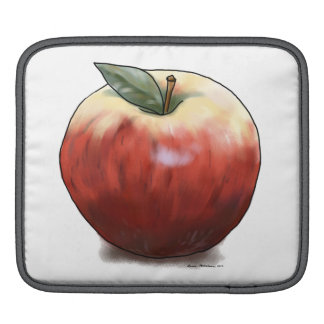 Crunchy Apple Sleeves For iPads