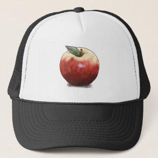 Crunchy Apple Trucker Hat