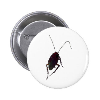 Crunchy Cockroach Button