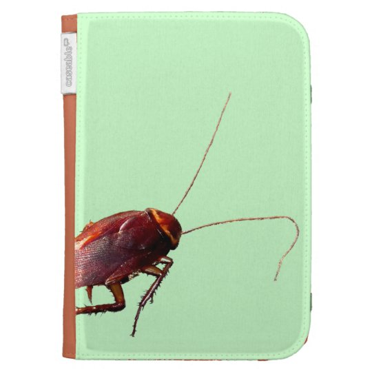 Crunchy Cockroach Cases For Kindle