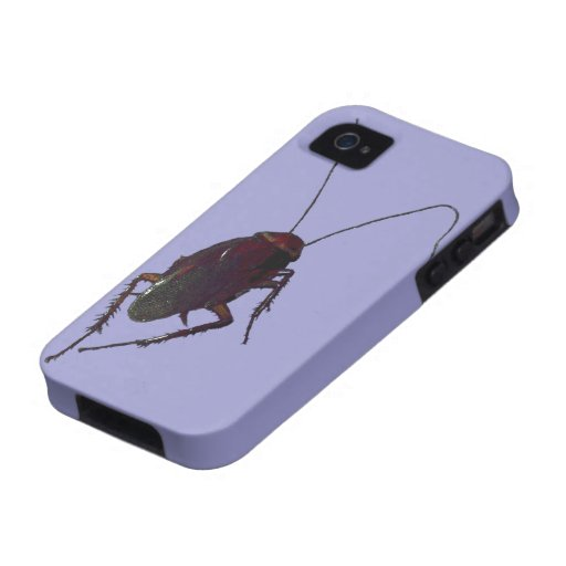 Crunchy Cockroach iPhone 4 Cover