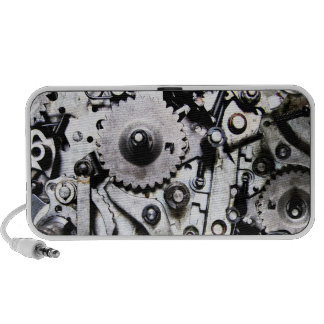 Crunchy Industrial speakers